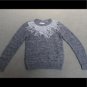 Sweaters - Grey sweater from Abercrombie kids